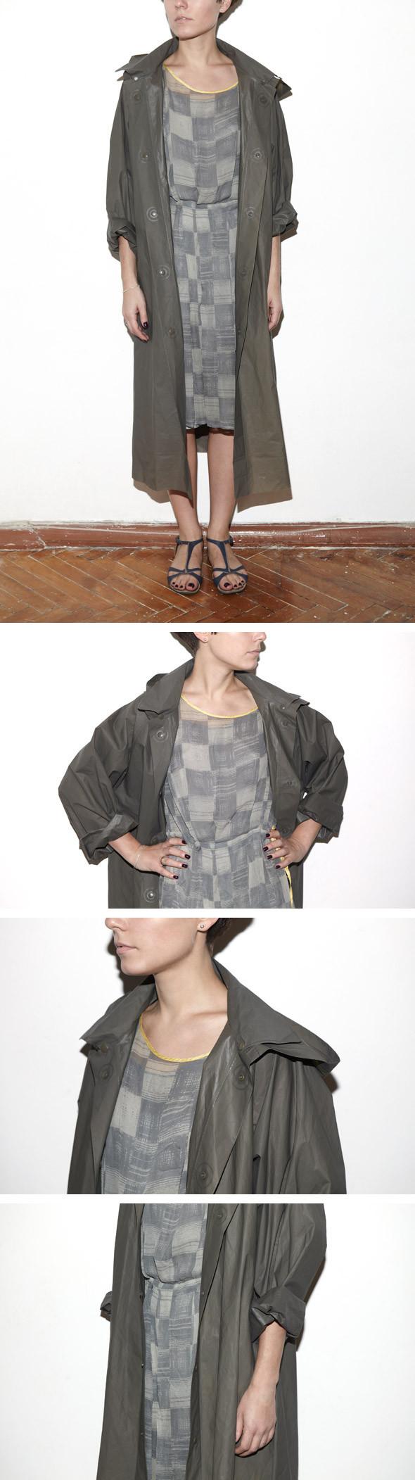 Гардероб: Марина Николаевна, бренд-менеджер JNBY, основатель платформы Items. Изображение № 14.