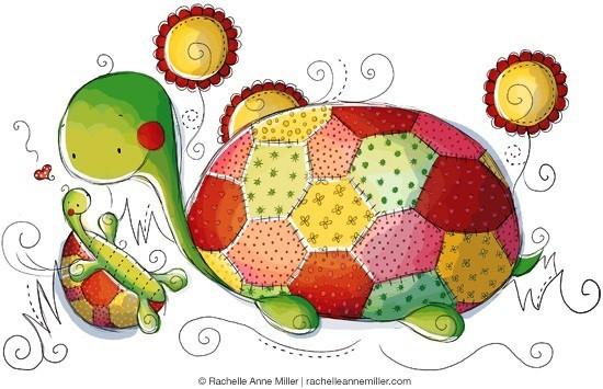Иллюстратор Rachelle Anne Miller. Изображение № 17.