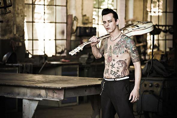 Dirk Behlau — рок, татуировки, хот-роды, пин-ап и выпивка. Изображение № 6.