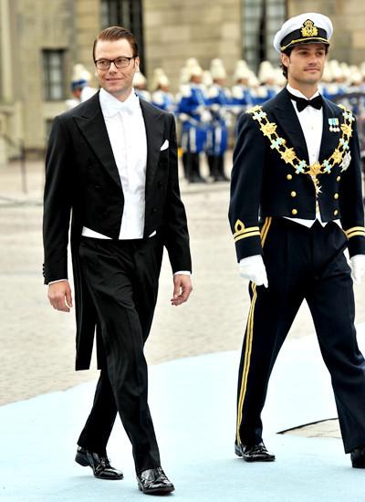 Свадьба шведской кронпринцессы Виктории. Изображение № 23.