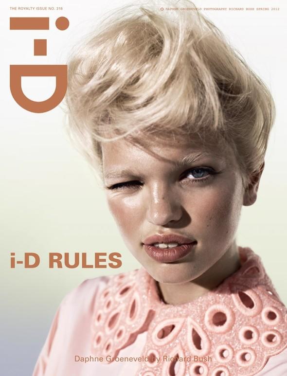 Обложки: i-D, Harper's Bazaar и Vogue. Изображение № 1.