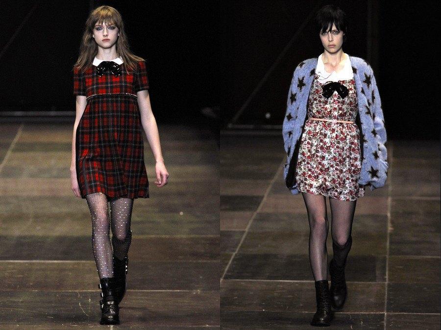 Неделя моды в Париже:  День 7. Изображение № 19.