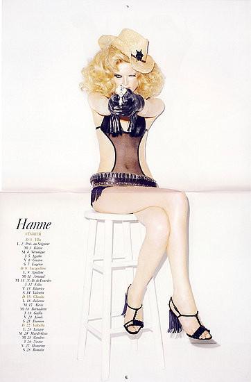 Календарь французского Vogue: отдушина Карин. Изображение № 18.