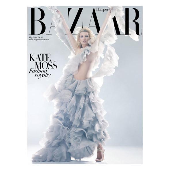 Изображение 3. Обложки: Elle, Harper's Bazaar и L'Officiel.. Изображение № 3.