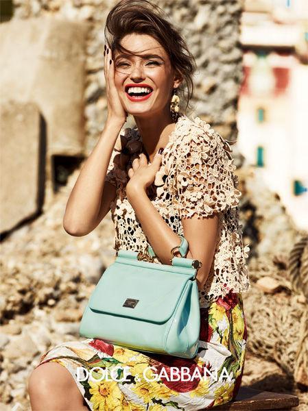 Кампания: Dolce & Gabbana SS 2012. Изображение № 14.