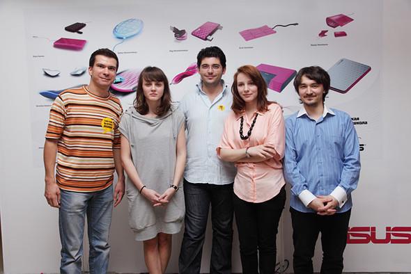 Karim Rashid Inspiration: проект ASUS и БВШД. Изображение № 11.