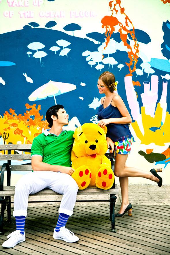 Летняя любовь в Кони-Айленд. Изображение № 28.