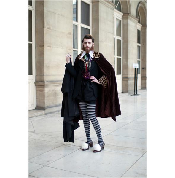 Луки с Недели моды в Париже. Изображение № 85.