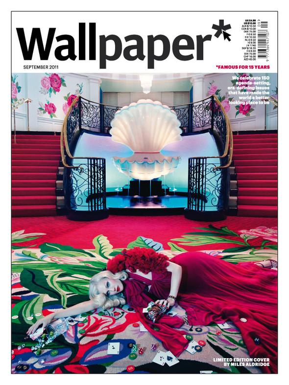 Обложки: H&M, Harper's Bazaar, Numero и Wallpaper. Изображение № 5.