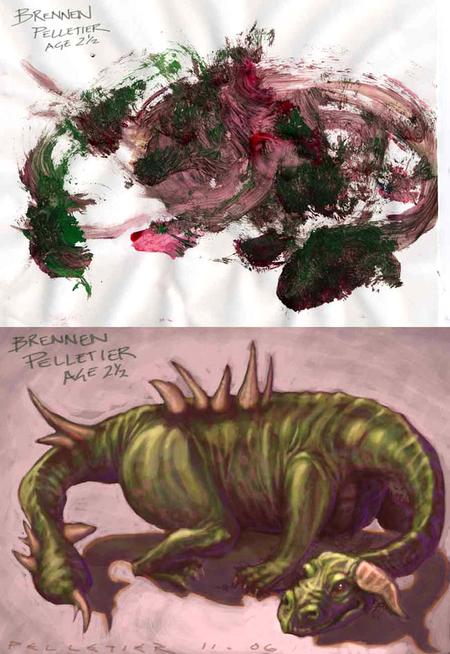 Дружелюбные монстры. Изображение № 24.
