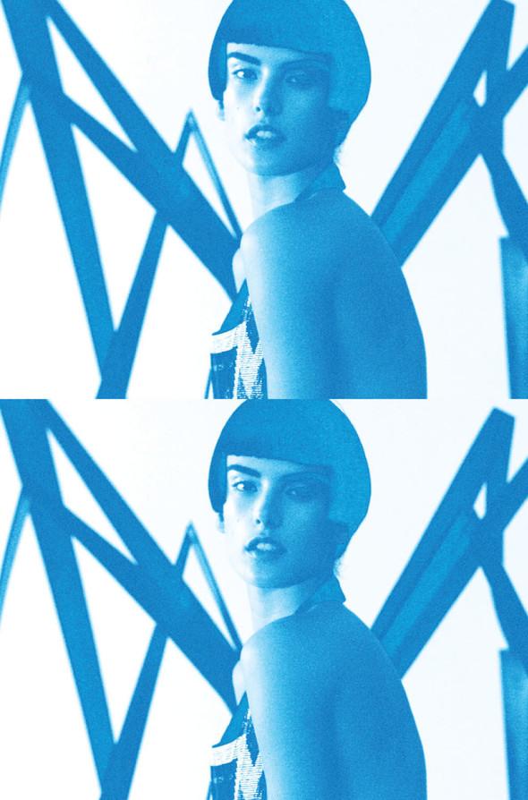 Съёмка: Алессандра Амброзио для Muse. Изображение № 3.