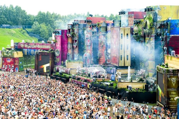 Магическое безумие крупнейшего фестиваля EDM музыки Tomorrowland. Изображение № 5.