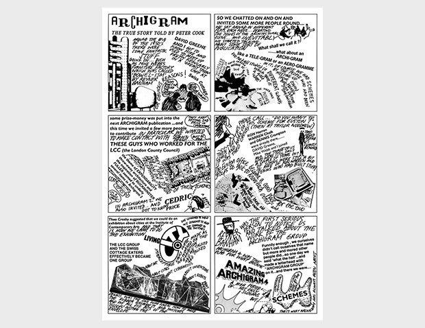 Дом для Супермена: комиксы Ле Корбюзье, Рема Колхаса и других знаменитых архитекторов. Изображение № 6.