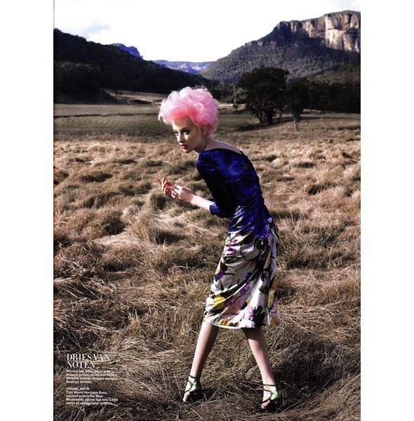 5 новых съемок: Harper's Bazaar, Qvest, POP и Vogue. Изображение № 10.