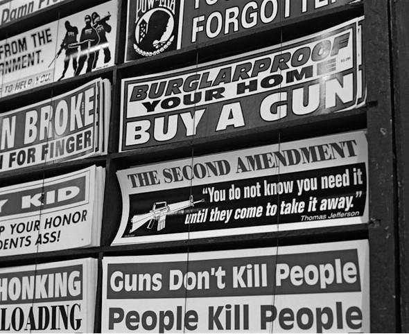 Америка - нация оружия. Фотографии Зеда Нельсона. Изображение № 3.