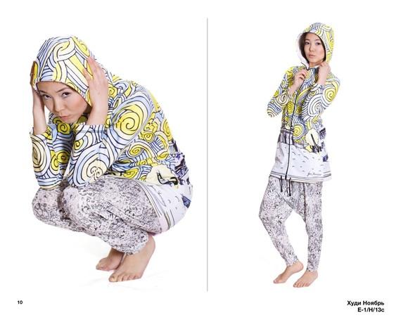 ENA - московский дизайнер молодёжной марки IY & Ena. Изображение № 31.