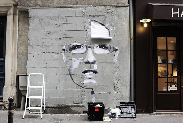 «Лица города» - арт-проект дизайнера Fauxreel. Изображение № 3.