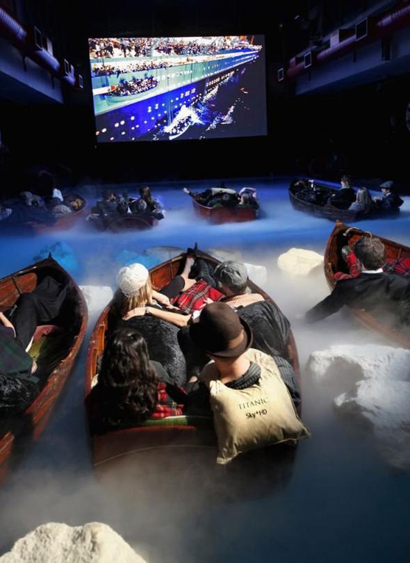 Реальный «Титаник 3D» в Лондоне. Изображение № 4.