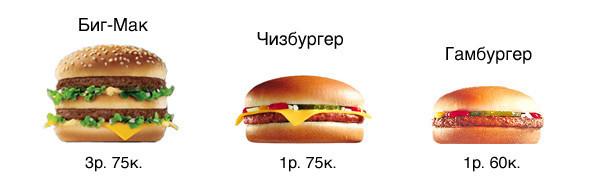 Цифра недели: 20 лет McDonalds в России. Изображение № 2.