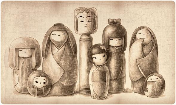 Красивые иллюстрации Ирины Винник. Изображение № 14.