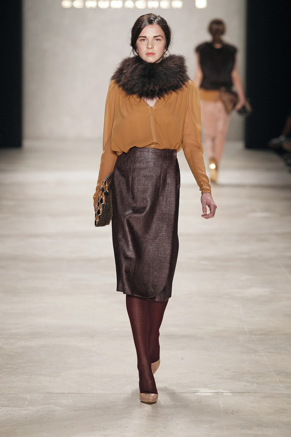 Berlin Fashion Week A/W 2012: Schumacher. Изображение № 9.