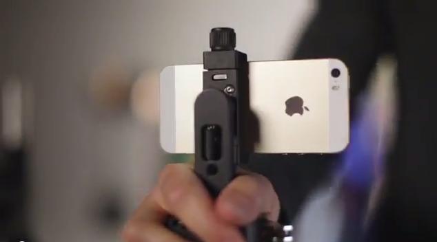Apple показала новую рекламу iPhone 5S. Изображение № 1.