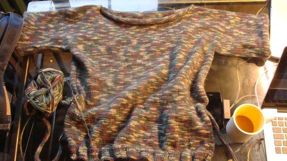 Fall in knitting. Изображение № 9.