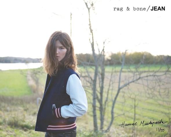 Кампания: Ханнели Мустапарта для Rag & Bone. Изображение № 12.