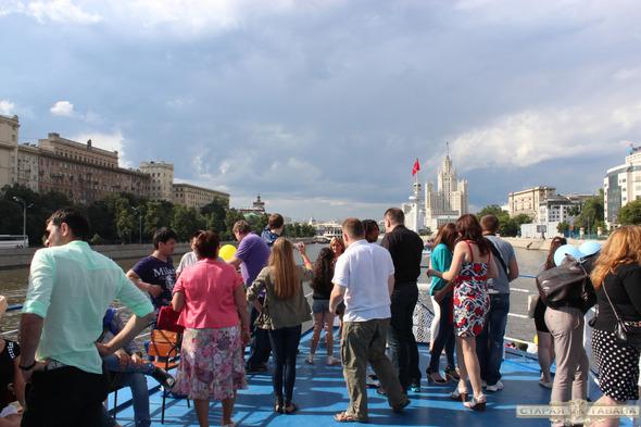 """""""Старая Гавана"""" в открытом плавании 22.07.2012. Изображение № 99."""
