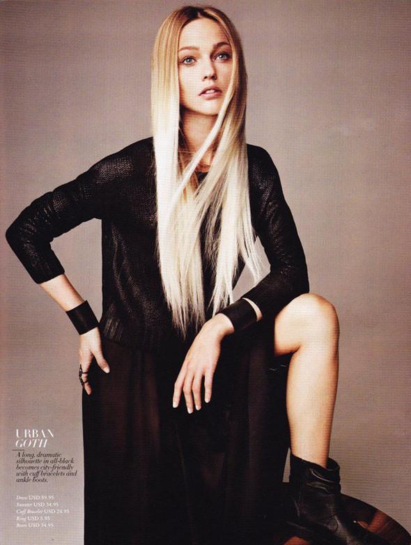 Съёмка: Саша Пивоварова для H&M. Изображение № 9.