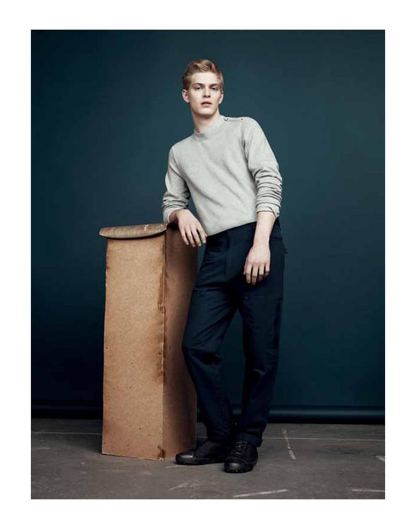Мужские лукбуки: Louis Vuitton, Adidas и другие. Изображение № 29.
