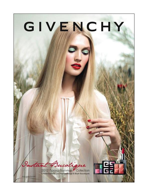 Превью бьюти-кампаний: Givenchy и Chloe. Изображение № 1.