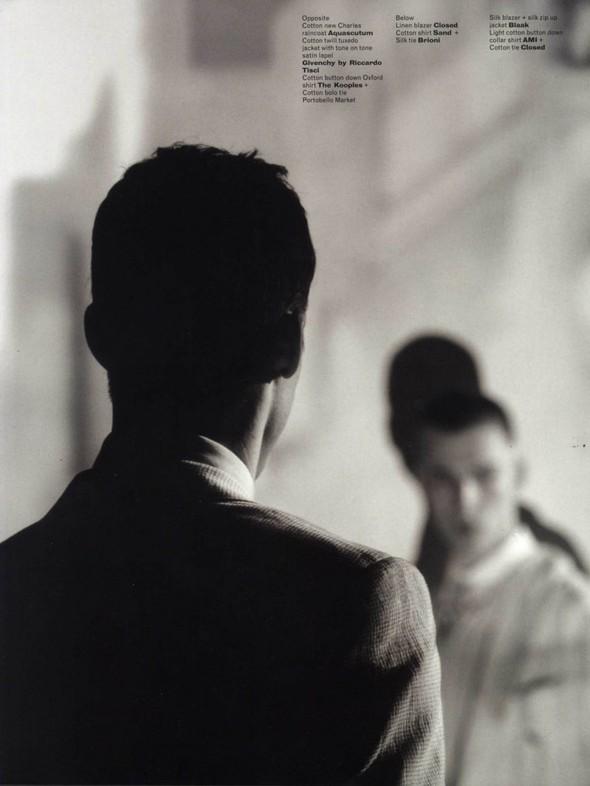 Мужские съёмки: Wonderland, Arena Homme + и другие. Изображение № 37.