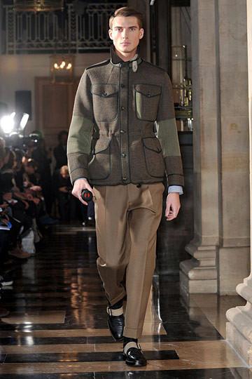Неделя моды в Париже: мужские показы. Изображение № 71.