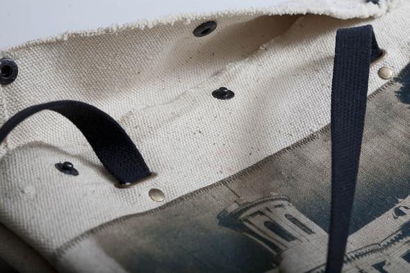 Экосумки и чехлы для ноутбуков, плотный натуральный хлопок. Изображение № 21.