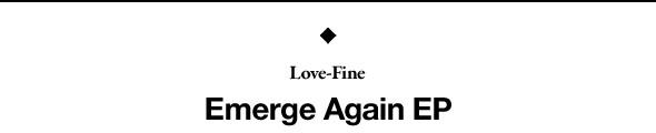 Изображение 12. Премьера: мини-альбом Love-Fine.. Изображение № 1.