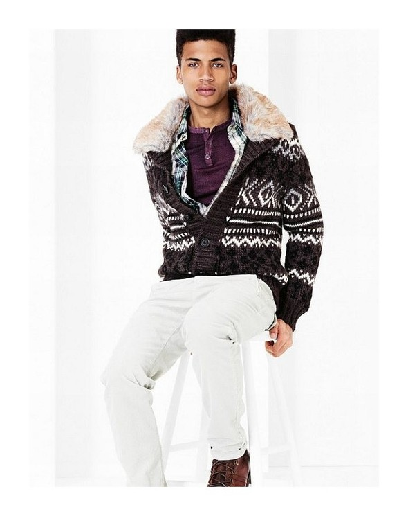 Лукбук: United Colors of Benetton Fall 2011 Menswear. Изображение № 17.