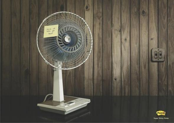 «Уходя, выключи вентилятор». Изображение № 6.