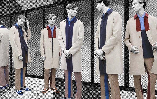 Вышел лукбук Prada из серии Real Fantasies. Изображение № 14.