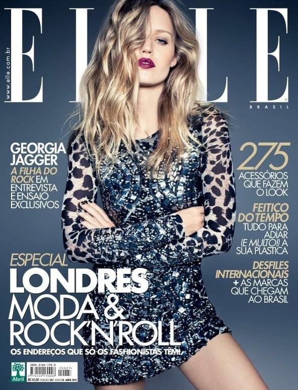 Обложки: Arena Homme Plus, Interview, Vogue и другие. Изображение № 4.