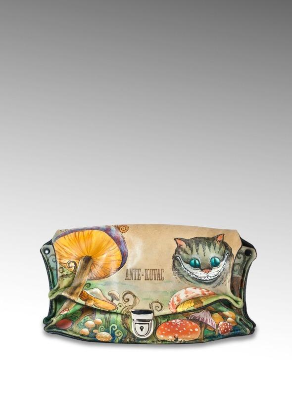 Как создавался бренд. Ante Kovac - сумки с картинками. . Изображение № 11.