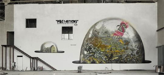 Интервью с граффити райтерами: Morik1. Изображение № 6.