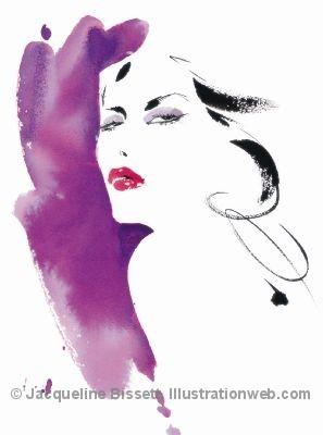 Иллюстратор Жаклин Биссет. Изображение № 29.