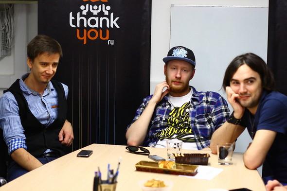 Фоторепортаж с музыкальной конференции ThankYou.ru. Изображение № 13.