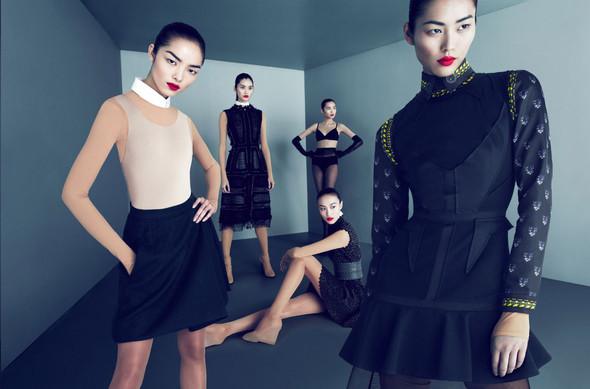Fashion Digest: Новые лица модных марок. Изображение № 38.