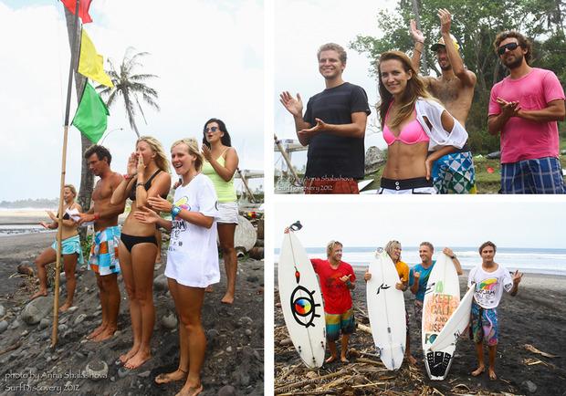 Результаты российских соревнований по серфингу Surf Jam Bali 2012. Изображение № 30.