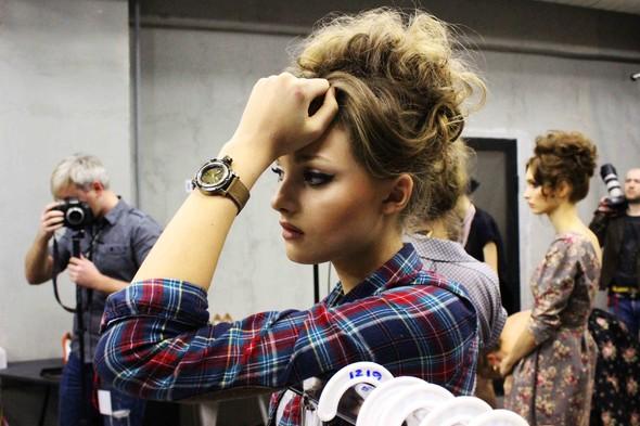 Ulyana Sergeenko SS 2012. Backstage. Изображение № 12.