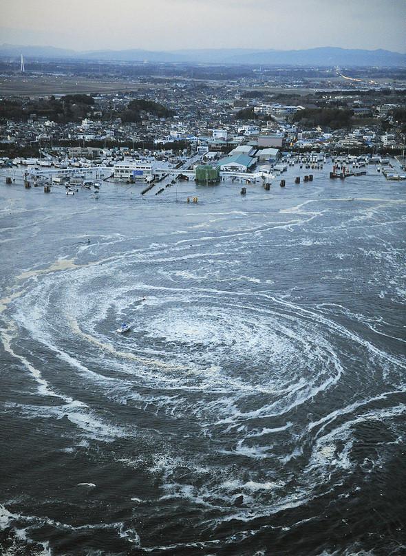 Изображение 2. Землетрясение в Японии.. Изображение № 2.