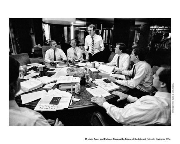 Бесстрашный гений: цифровая революция в Силиконовой долине 1985-2000. Изображение № 14.