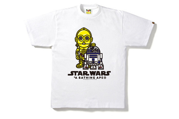 A BATHING APE X STAR WARS 2012. Изображение № 2.